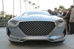 2017 Hyundai Genesis Coupe Facelift