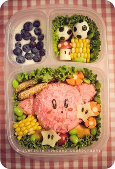 Kirby Bento Obento Charaben Nintendo
