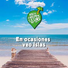 En ocasiones veo islas #islaskalise