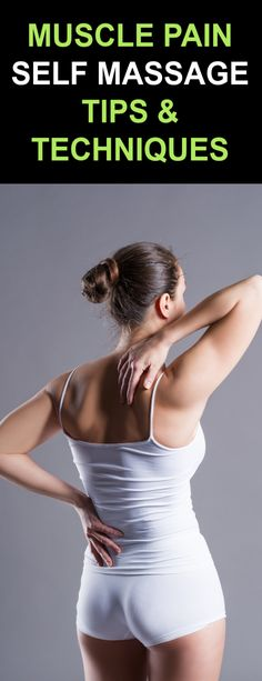 Muscle Pain Massage Tips & Techniques for Muscle Pain Relief Massage Tips, Self Massage, Massage Techniques, Muscle Spasms, Muscle Pain, Calf Muscles, Sore Muscles, Muscle Knots, Ligaments And Tendons