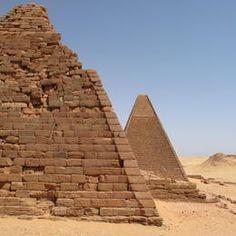 Sudan Antiquities (Kerma-Napata-Meroe-Kush) Land of Black Pharaos  ©UNESCO / Ron Van Oers
