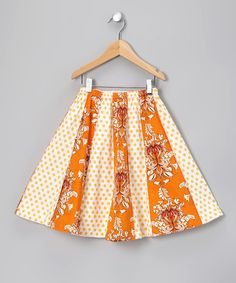 Take a look at this seam Taffy Jane Skirt - Girls by seam on #zulily today! Easter sewing ideas! :0)