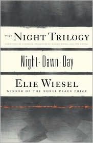 Elie Wiesel, did not realize this was a trilogy... I suppose I should read the other two books now.