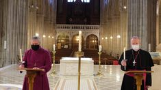 News: Archbishops of Armagh mark Week of Prayer for Christian Unity 2021: Archbishops Eamon Martin and John McDowell reflect and join in…