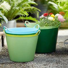 Flexible Garden Tub