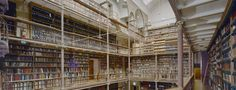 """Research transparency is a hot topic these days in academia, especially with respect to the replication or reproduction of published results. There are many initiatives that have recently sprung into operation to help improve transparency, and in this regard political scientists are taking the lead."" R. Michael Alvarez, editor-in-chief of Political Analysis. (Image Credit: Interior of Rijksmuseum research library. Rijksdienst voor het Cultureel Erfgoed. CC-BY-SA-3.0-nl via Wikimedia…"
