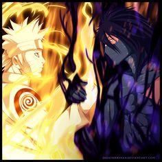 Naruto & Ichigo