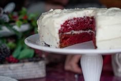 Tijd voor weer een nieuw ingezonden recept dat met recht tot de zoete categorie behoort: vandaag is het de beurt aan de Red Velvet cake van Marieke