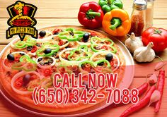 Mr Pizza Man serves consistently delicious pizza with the best dough, sauce, and ingredients in town! . Call Now (650) 342-7088