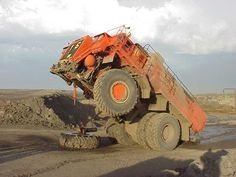 Mining Truck, Tire Monitoring Systems http://www.tpms.ca/LARGE-BORE-OTR-MINING-TPMS.html