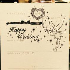 もう知ってる!?* 今どきのおしゃれ女子は、結婚式の招待状を『返信アート』で返信しています♪ | ZQN♡