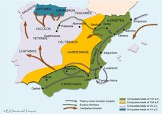 El Oráculo del Trisquel: enero 2015 Iberian Peninsula, Blog, Maps, Cartago, January, Facts, Blogging
