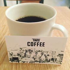TINTO COFFEE@Aoyama