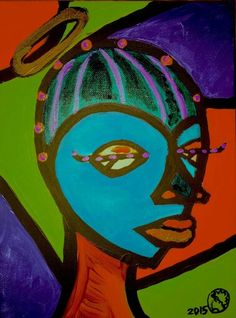 The art of Malik Seneferu