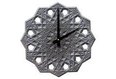 """Leelabs Iso Nova Clock, 12"""" on OneKingsLane.com"""
