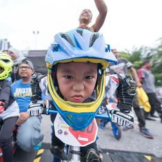 Enter your riding photos for a chance to win! Striders, Photo Contest, Children Photography, Bicycle Helmet, Racing, Photos, Kids, Running, Young Children
