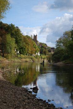 Ironbridge - Shropshire  My earliest traceable ancestors were from Shropshire.