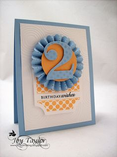 PAPERTREY INK By The Numbers/Mat Stack 3/Mat Stack 3 Collection/Polka Dots Basics II TIM HOLTZ Mini Paper Rosettes