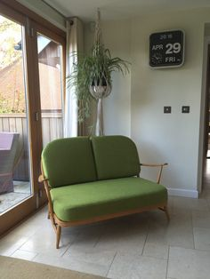 Reloved Upholstery breathes life into vintage furniture. Take a look at this Ercol sofa that we upholstered this week. Ercol Sofa, Ercol Furniture, Vintage Furniture, Outdoor Lounge Chair Cushions, Cushions On Sofa, 1960s Interior Design, Cheap Chairs, Living Room Kitchen, Upholstery