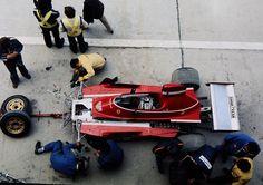 Ferrari 312B3 | 1974 Belgian Grand Prix Ferrari F1, F1 Motor, Belgian Grand Prix, Formula 1 Car, Automotive Photography, F1 Racing, Car And Driver, Race Cars, Grid