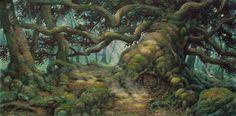 Treehouse by ~postapocalypsia on deviantART
