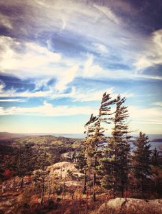 Sugarloaf Mtn. Marquette, MI. Photo by Mackenzie Myers. Home place of New Age Tattoo!