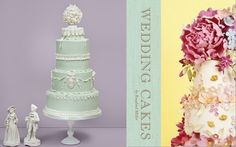 Rosalind Miller wedding cake tutorial