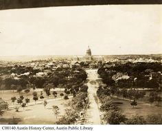 Austin Tx 1895 - moontower