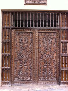 Puerta en Barranco, Lima