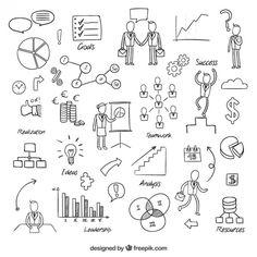 sketchy-business-elements_23-2147506851.jpg (626×626)
