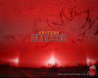 Sundogs Wallpaper