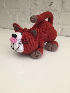 Ondeugende kat  Mala designs