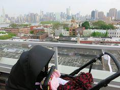Urlaub mit Baby in New York - Jules & Pi