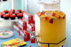 White Wine Sangria - Taylor Made