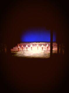 Twitter / magdreaidetkgl: Ballet får en helt ny dimension uden musik. Alligevel ville man ikke være foruden lyden.