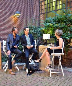 PATCH NYC's Don Carney & John Ross chat with Jaime Derringer of Design Milk.