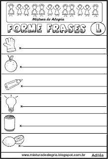 Forme frases