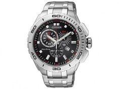 Relógio Masculino Citizen Eco Drive TZ30124T - Analógico Resistente à Água Calendário com as melhores condições você encontra no Magazine Edmilson07. Confira!