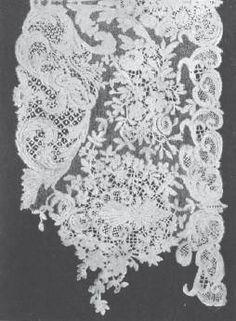 Bobbin lace in Inghilterra