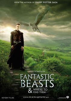 La nueva película de JK Rowling ya tiene protagonista: Eddie Redmayne