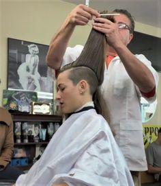 Hair Tattoos, Undercut, Barbershop, Hair Inspiration, Boohoo, Hair Cuts, Women, Style, Fashion
