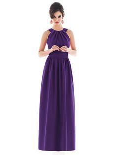 Alfred Sung Style D493 http://www.dessy.com/dresses/bridesmaid/d493/?color=majestic&colorid=465#.Uo7fscS-2uI