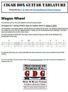 WagonWheel PDF Image