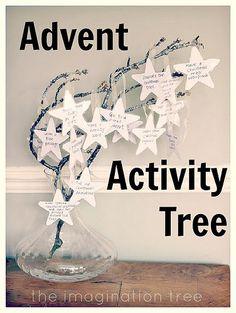 40+ Christmas Countdown Activities