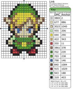 The Legend of Zelda – Page 2 – Birdie Stitching