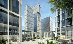 Tower Block Complex (3)