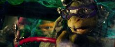 Teenage Mutant Ninja Turtles: Out of the Shadows: Trailer Photos: Donnie