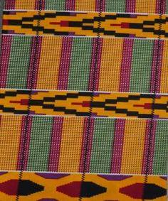 African Print #499 | Unique Spool