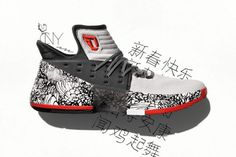 buy popular 1aad1 4ff55 adidas Dame 3  Chinese New Year