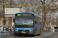 Trolleybus - Wikipedia Volvo, Holland, Transportation, Tourism, Public, Train, City, Nostalgia, Autos